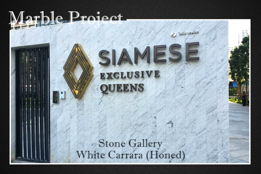 Project White Carrara (Honed)
